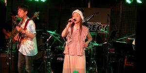 IkeBeck J-ポップ カバーバンド ウェイヴ Vol.1